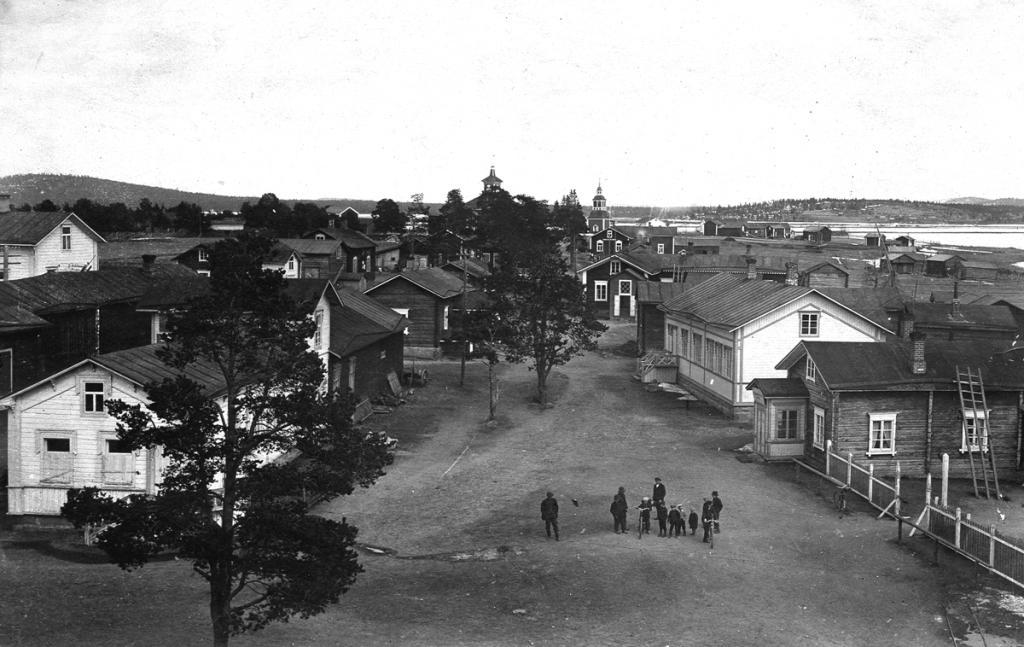 Paikallissää Kemijärvi